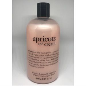 Philosophy Apricots and Cream (16 Oz)